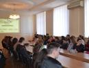 """Catedra Finanțe și bănci a organizat la 28 martie 2017 o lecţie publică """"Importanța stabilității financiare pentru dezvoltarea economică a Republicii Moldova"""""""
