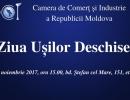 """""""Ziua Ușilor Deschise"""" la Camera de Comerț și Industrie a Republicii Moldova"""