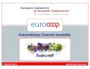 UCCM la Euro Coop Summit