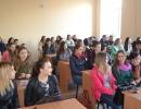 """Seminar pentru studenții programului de studiu """"Finanţe şi bănci"""" şi """"Contabilitate"""""""