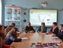 Întrunirea cadrelor didactice UCCM cu reprezentanții Universității de Agrobusiness și Dezvoltare Rurală din Bulgaria