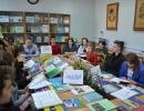 EXPOZIŢIA DE CARTE ÎN DOMENIUL FINANCIAR, BANCAR, CONTABIL, BIBLIOTECA UCCM