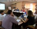 UCCM participă în grupul de lucru CEFTA