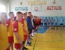 Campionatul volei 2017 găzduit de UCCM