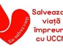 Salvează o viață împreună cu UCCM