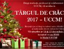 TÂRGUL DE CRĂCIUN  2017 – UCCM!
